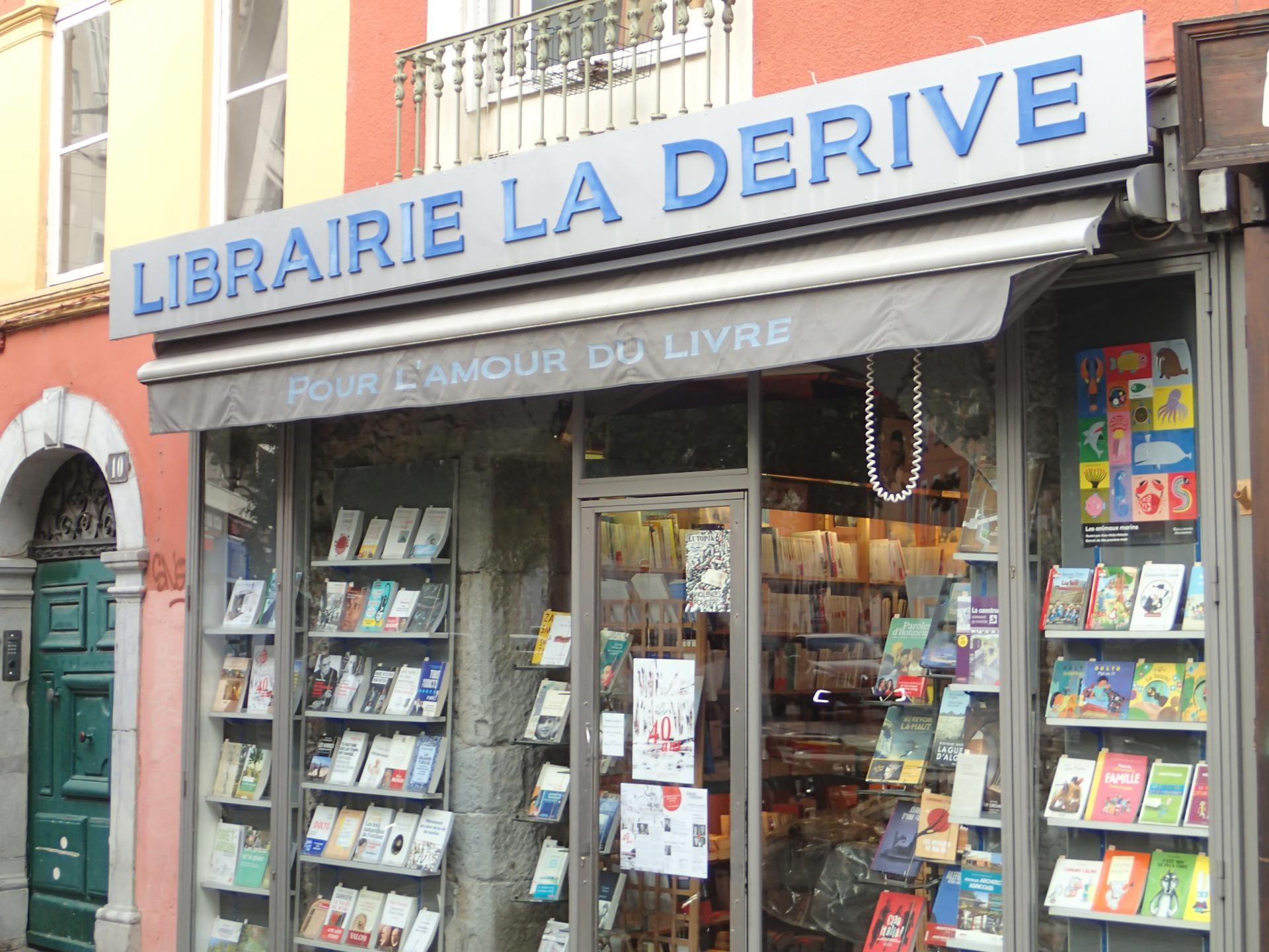 40 ans : bon anniversaire à la librairie La Dérive !